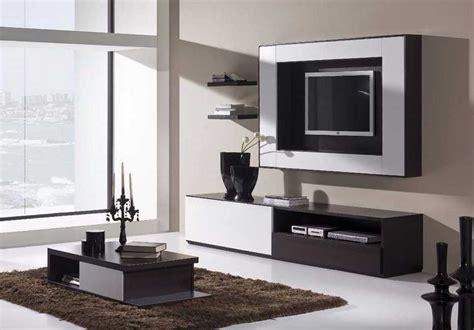 Modern Lcd Wall Unit Desiign - Furniture Designs - Al