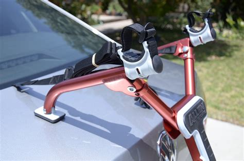 allen bike racks allen sports aluminum folding 1 bike rack ebay