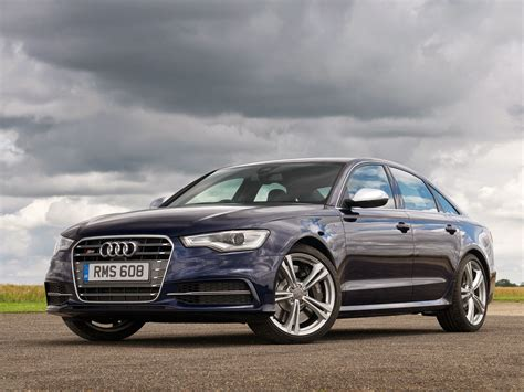 Audi S6 by Automotive Database Audi S6