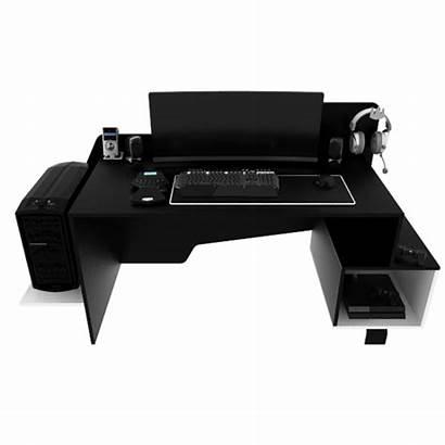 Gaming Desk Desks Computer Gamer Meja Pc