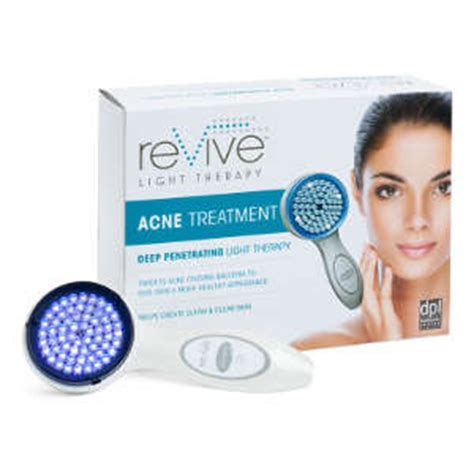 best acne light therapy revive acne light therapy system fsastore com