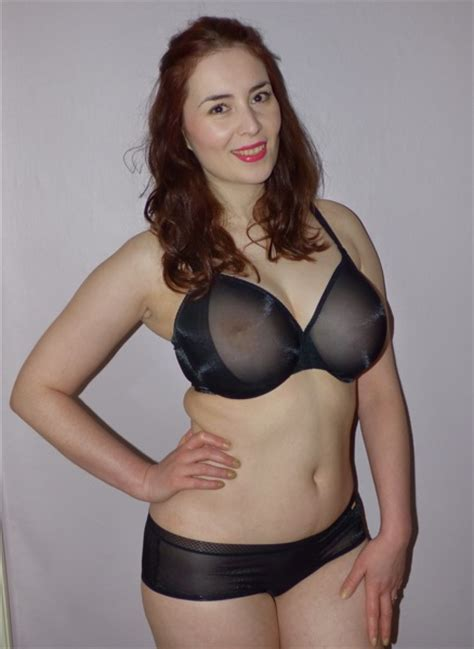 Back To Basics With Gossard Glossies Becky S Boudoir