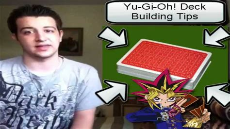 yugioh deck building tips yu gi oh deck building tips 1