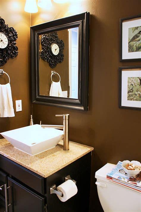 chocolate brown bathroom ideas chocolate remodel ideas