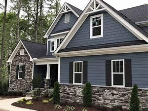 Best, Exterior, Paint, Trends, 2021, Blue, Grey, Color, House