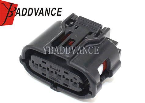 6189 1083 6 way sumitomo ts accelerator pedal sensor connector for toyota