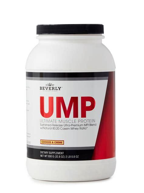Amazon.com: Beverly International UMP Protein Powder 30