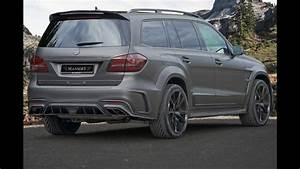 Mansory Mercedes-benz Gls 63 Amg Body Kit For Sale