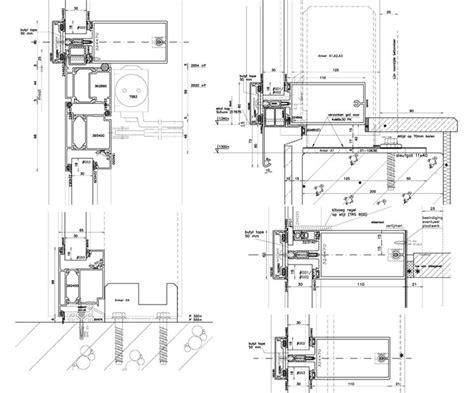 facade curtain wall  drafting services advenser