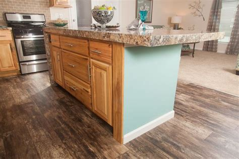 hickory kitchen island colony homes tl820a timberland ranch kitchen island