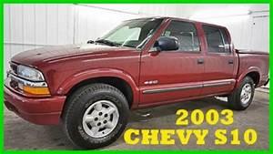 Purchase Used 2003 Chevrolet S10 Ls Used 4 3l V6 12v 4x4