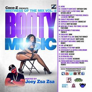 Mistress Of The Mix Vol 2 Booty Music Hosted By Joey Zsa