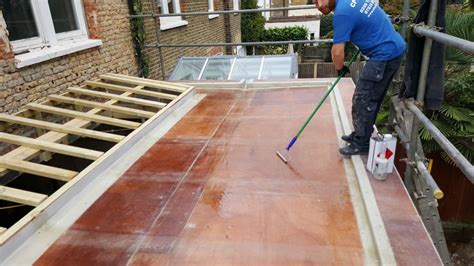 grp fiberglass roofing  west park road richmond surrey cf roofing surrey