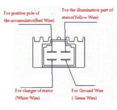 Ac Delco Voltage Regulator Wiring Diagram by Single Wire Alternator Chevy Voltage Regulator Circuit Ac