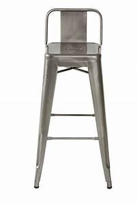 Chaise De Bar Tolix : chaise bar tolix ~ Teatrodelosmanantiales.com Idées de Décoration