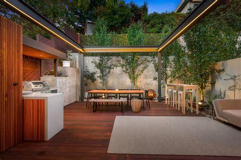 limetree alfresco melbourne outdoor kitchens pool