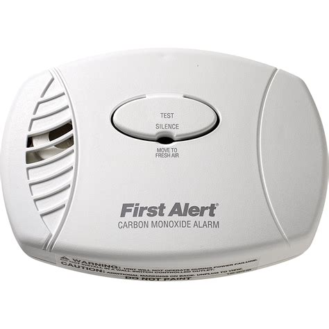 first alert 3 beeps green light first alert carbon monoxide alarm 3 pk plug in model