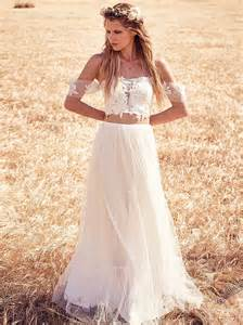 chic wedding dresses boho chic wedding dresses for summer 2017 fashiongum