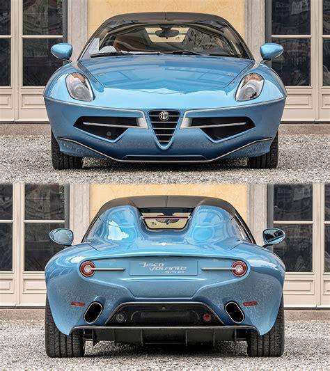 alfa romeo disco volante price 2016 alfa romeo disco volante spyder carrozzeria touring