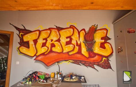 panier basket chambre chambre graffiti graffeur suisse