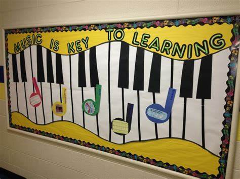 Music Tested In Kindergarten 80 Very Images About Music Bulletin Boards On Dbnaked