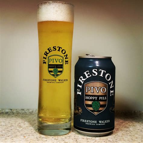 HOW TO PAIR BEER WITH EVERYTHING: Pivo Pils by Firestone ...