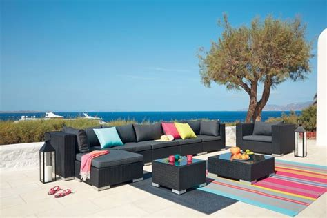 table de salon maison du monde maisons du monde meubles et d 233 coration pour terrasse jardin et balcon c 244 t 233 maison