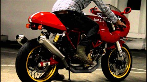 Ducati Sportclassic Sport 1000s Termignoni Race Exhaust
