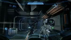 Halo 4 - Battle Rifle - Weapons - Rifles (UNSC ...