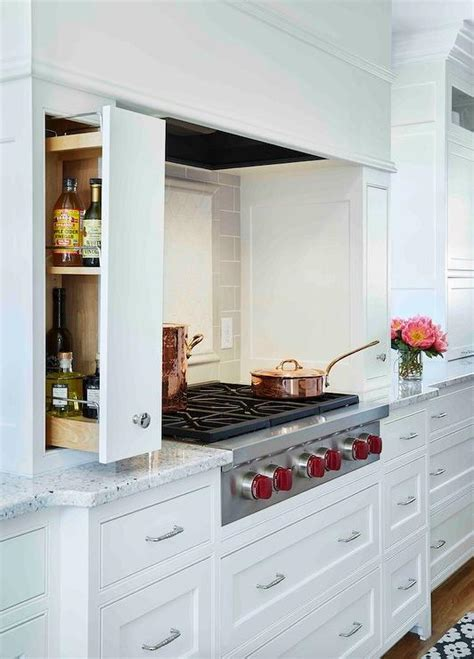 The Range Spice Rack by Cooking Alcove With Pull Out Spice Racks Transitional
