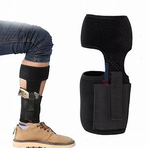 Concealed Carry Ankle Gun Holster Leg Right Leg Holster