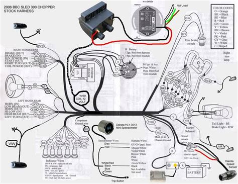 Mini Chopper Engine Diagram Downloaddescargar
