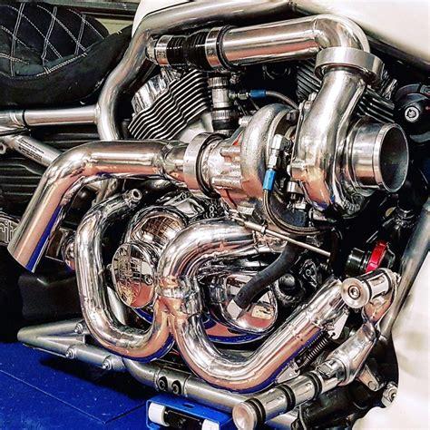 Harley Davidson Turbo by Custom Vrod Harley Turbo Kit Motorcycles カスタムバイク バイク