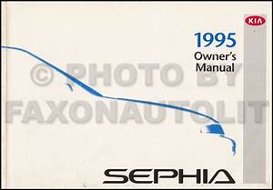 1995 Kia Sephia Wiring Diagram Manual Original