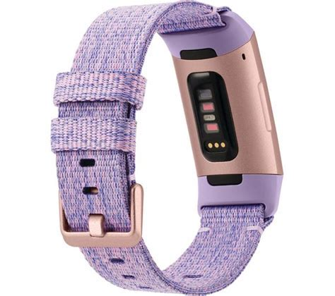 Buy FITBIT Charge 3 SE   Lavender, Universal   Free