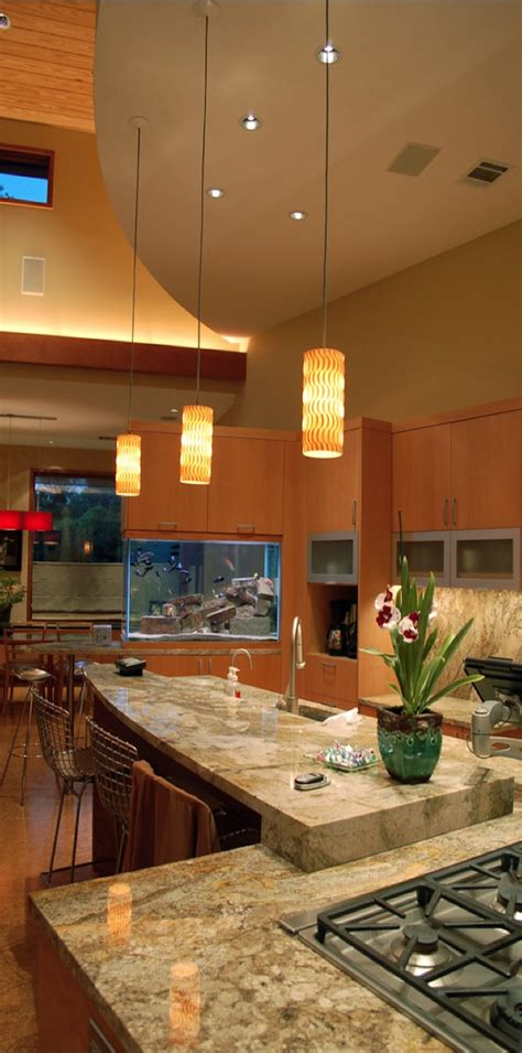 extremely interesting places  put  aquarium   home