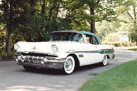 Cars From the Past - 1957 Pontiac Bonneville Fuel Injected ...