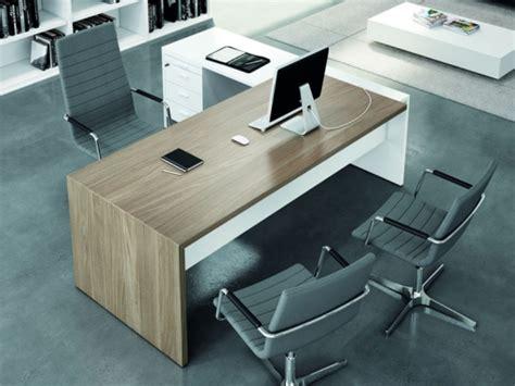 bureau de direction avec retour bureaux de direction bois clairs achat bureaux de