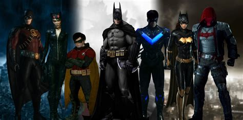 Top Photo Of Wallpaper Batman Family Pic  >>> Best