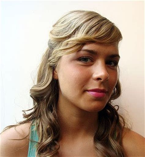 Prom Hairstyles TRENDY NEW HAIRSTYLES
