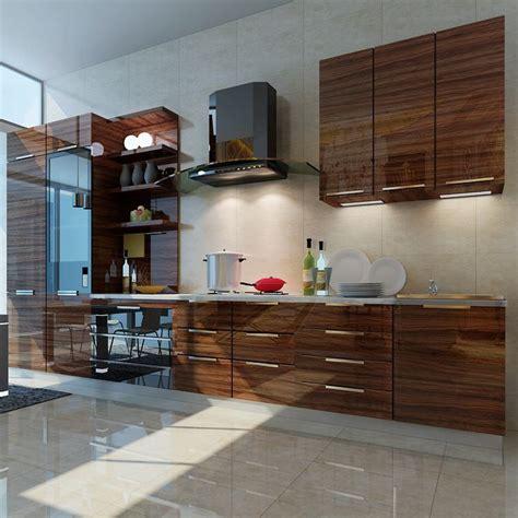 high gloss kitchen cabinets doors china wood grain high gloss acrylic mdf panel for kitchen