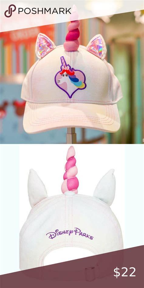 disney rainbow unicorn hat nwt    images