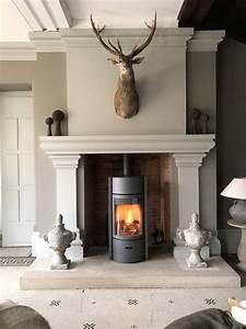 Cheminée Bois Design : chemin e contemporaine foyer insert gaz thanol po le ~ Premium-room.com Idées de Décoration