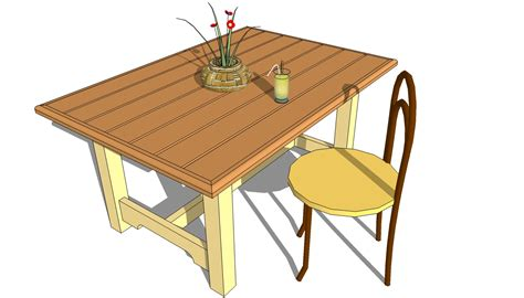 outdoor table plans  outdoor plans diy shed
