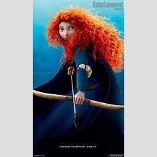 Four 'brave' Character Posters, New Details Revealed