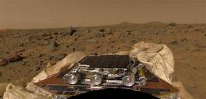 Mars Pathfinder Historical Images