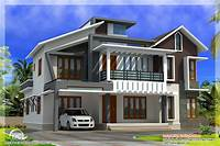 modern home design Modern contemporary home in 2578 sq.feet - Kerala home ...