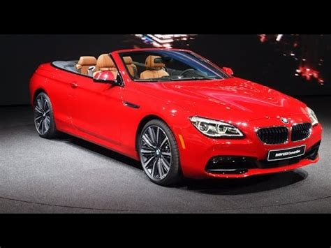 bmw  series convertible youtube