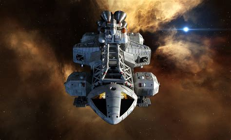 cosmos  space  la serie tv