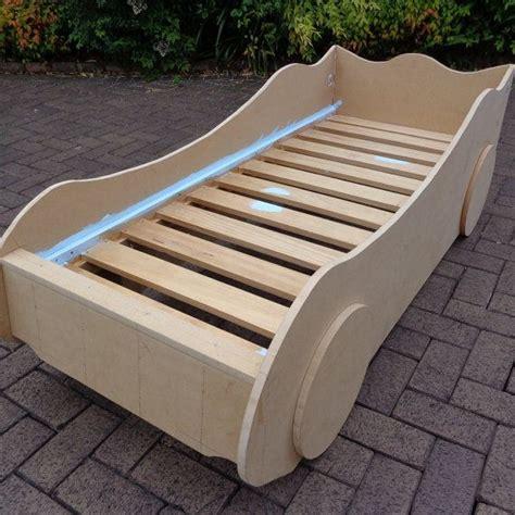 diy kids racing car bed woodworking plans woodworking
